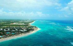 """Republica Dominicana, Continente En Miniatura"" Playa Bavaro- Arena Gorda, en Punta Cana."