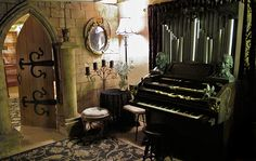 Haunted Pipe Organ