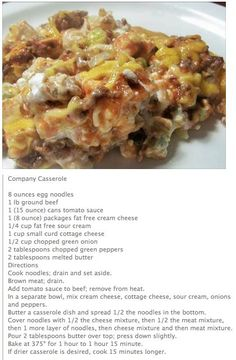 Use regular cream cheese and sour cream Beef Dishes, Pasta Dishes, Food Dishes, Main Dishes, Meat Recipes, Mexican Food Recipes, Cooking Recipes, Hamburger Recipes, Hamburger Dishes