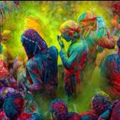 Holi Festival, India ~ want to go there one day