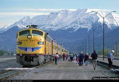 RailPictures.Net Photo: UP 949 Union Pacific EMD E9(A) at Springville, Utah by James Belmont