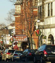 Music Hall - Main Street - Tarrytown NY 10591