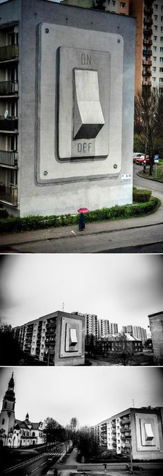 Street Art by Escif