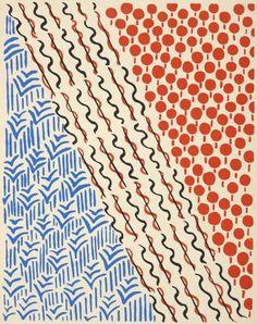 Sonia Delauney, pattern genius