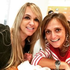 Eu e a Rosi do @montaencanta formamos uma dupla dinâmica no evento da Unilever! nossos pratos: salada de batata rústica e quiche lorraine! Com ajuda do chef @chefricardobertolin #adoroquilo #melhoresquilosdobrasil