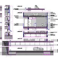Detalles Constructivos Estructura Metálica Dwg Dibujo