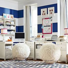 Beadboard Basic Desk + Hutch #pbteen