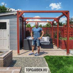 #gardendesign #garden #gardening #kert #kertész #kertépítő #kerttervező #landscape #gardendesigner #gardener #spiegelakosphoto #spiegelakos… Pergola, Land Scape, Outdoor Structures, Instagram, Outdoor Pergola