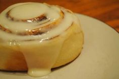 Cinnamon rolls made from amish friendship bread starter, and the website has tons more variations!
