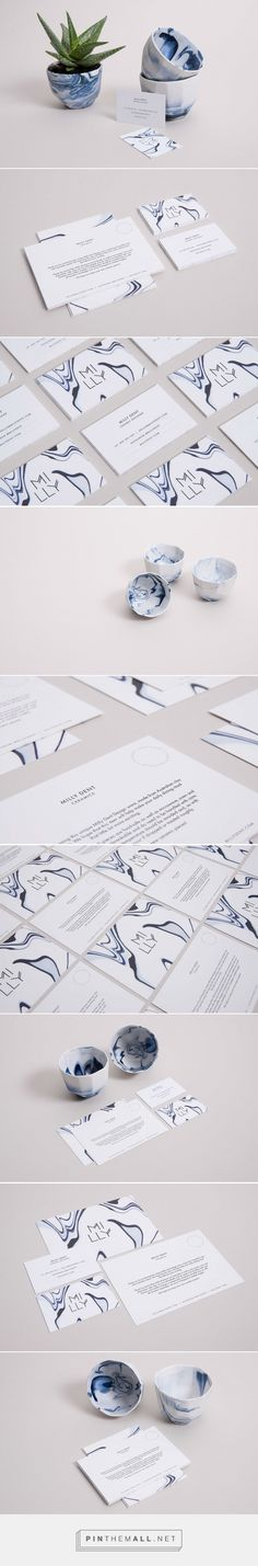 Milly Dent Ceramics Branding by Made Somewhere | Fivestar Branding Agency – Design and Branding Agency & Curated Inspiration Gallery