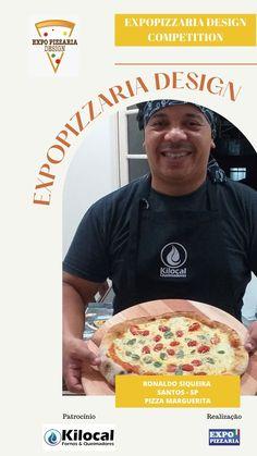 Ronaldo Siqueira   São Paulo - SP   Marguerita Pizza, Design Competitions, Ronaldo, Bread, Ovens, Brot, Baking, Breads, Buns