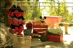 Picnic da Bella  Turma do Mickey