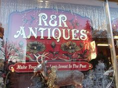 R and R Antiques