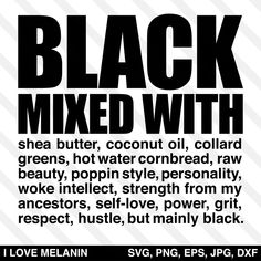 Source by idea black girl I Love Being Black, Black Love Art, Black Girl Art, My Black Is Beautiful, Black Girl Magic, Black Love Images, Black Girl Quotes, Black History Facts, Black History Month