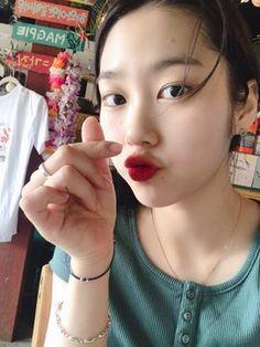 Oh My Girl Jiho, Girls Channel, Girls Twitter, Kpop Girl Bands, Girls Season, Found You, Fans Cafe, I Icon, Kpop Girls