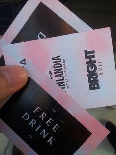Ticket2heaven. #bright