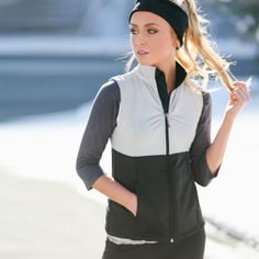 Pockets?  No sleeves?  It may be the perfect running gear!
