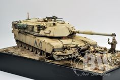 "My CMS – M1 ABRAMS ""FIRST GULF WAR"""