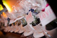 xícaras na decoração do casamento