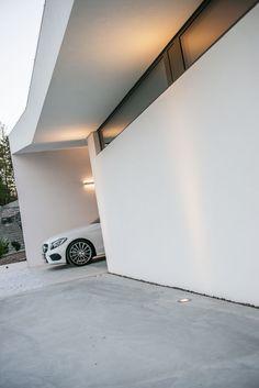 Singelfamily house  Built: 2016 Architect: Marita Hamre Facade: Sto Lotusan Windows: IdealCombi Futura+