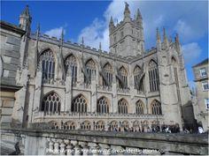 Bath Abbey, Bath England