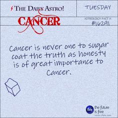 Daily Astro: Cancer . http://ifate.com
