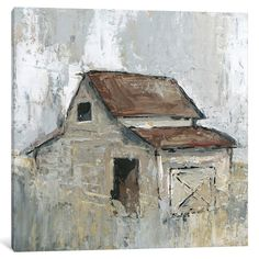 Muted Hues Barn Wall Art Muted Hues Barn Wall Art Always aspired to discover ways to knit, nevertheless uncertain where to start? Farmhouse Paintings, Farmhouse Wall Art, Antique Farmhouse, Barn Paintings, Farmhouse Design, Canvas Paintings, Landscape Paintings, Landscapes, Farmhouse Style
