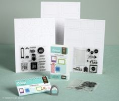 Available Aug 1:  The newest Cricut cartridge through Close to My Heart.
