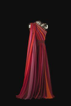 Roberto Capucci for Anna Caterina Antonacci - Paris collection Antonacci  *faints*