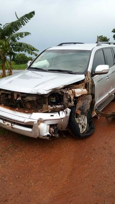 Asiedu Nketia escapes accident; one injured - GhanaWeb