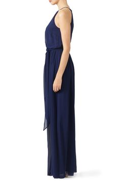 RENT $70: Midnight Wave Gown by Slate & Willow