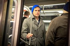 50 Street Style Snaps from NYC's Sexiest Subway Routes