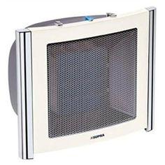SUPRA - CERAM1503 _ Appoint soufflant céramique - 2 allures : 750 / 1500 W - Il ne brûle ni les poussières, ni l'oxygène, grâce à sa résistance céramique - Très faible consommation électrique - Grande rapidité de chauffe - Filtre lavable - Thermostat avec position Hors Gel - Compatible salle de bains IP21 (volume 3).