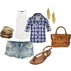 Wow...first try at Polyvore.com...so I just picked first things I liked. Cool website!