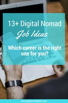 You have made up your mind: You want to say goodbye to your normal 9-5 office job and finally live your dream of traveling the world. Check out the following list to get some great digital nomad job ideas and inspirations.