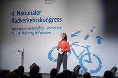 Dirk Michael Deckbar/ Event Consult GmbH 4. Nationaler Radverkehrskongress am 18.05.2015 und 19.05.2015 bei uns in der Schinkelhalle, Waschhaus Arena, Museum Fluxus+ und im T-Werk in der Schiffbauergasse.