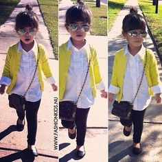 My daughter will dress like this