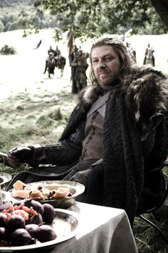 "Sean Bean (Eddard ""Ned"" Stark) in Game of Thrones - Season 1 (2010)"