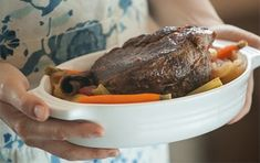 Slow Cooker Cinnamon Pot Roast | Whole Foods Recipes