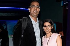 Manjit Minhas' Husband Harvey Shergill is Sort of Real Estate Mogul – Shergill Homes