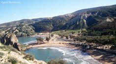Moscarda beach, Algerie