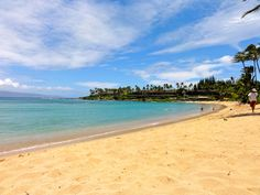 beaches...Maui....I've been here! DW