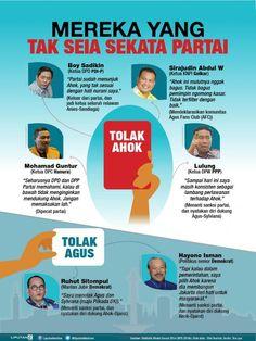 Mereka yang Menolak Dukung Calon Pilihan Partai - News Liputan6.com