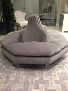 Windsor Smith Furniture From Century Banquette Settee Round