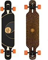 Trucks, Paris, Drop Through Longboard, Bamboo Decking, Skateboard, Best Longboard, Lower Deck, Cool Deck, 7 Layers
