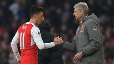 Arsene Wenger: Mesut Ozil Ingin Tetap Bermain Bersama Arsenal