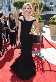 Julie Bowen at the 2015 Emmys