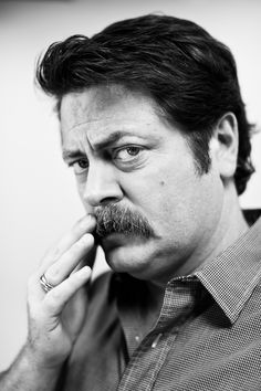 What a man, what a moustache  - photo by lauren farmer | movember #movember