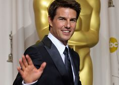 Tom Cruise, who presented the Oscar for best picture at this year's Academy Awards, spent time with daughter Suri on Tuesday in New York.