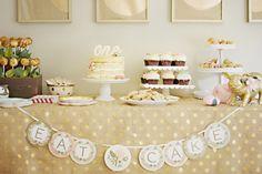 Floral Birthday Party via Kara's Party Ideas KarasPartyIdeas.com #floralparty (17)